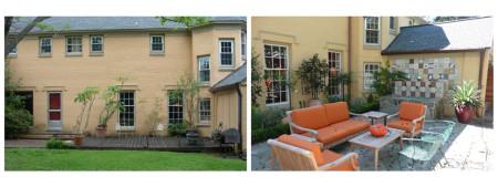 Bluebonnet Outdoor Living Room