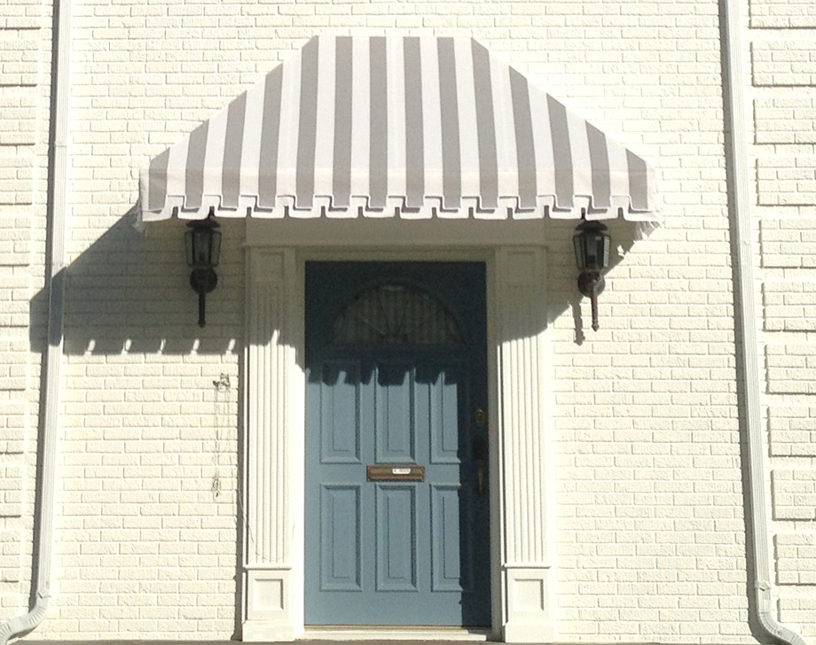 Fabric Awning in Houston