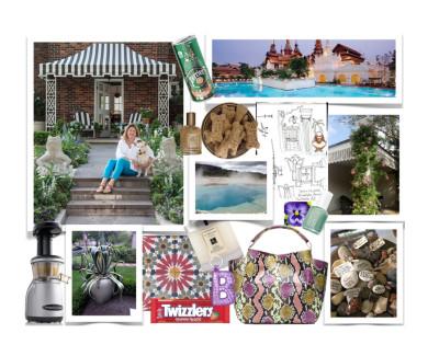 Alexandra Knight Style File on Cedar Baldridge