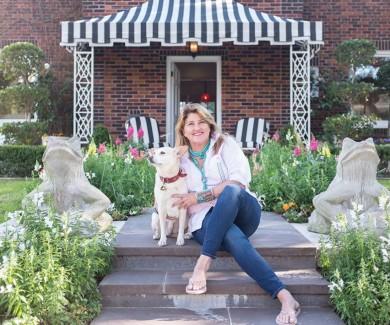 Real Houses of Big City Texas- Cedar Baldridge's Home