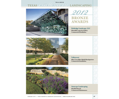 TNLA Texas Excellence In Landscaping