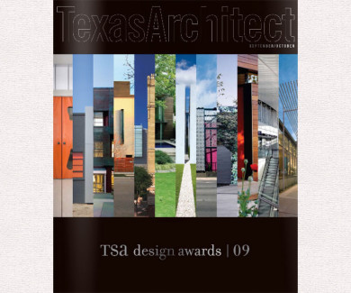 Texas Architect Magazine